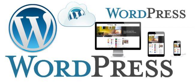 Website bằng WordPress nổi bật với khả năng hỗ trợ nhiều chức năng.