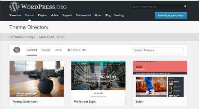 Tại sao nên thiết kế website bằng WordPress.
