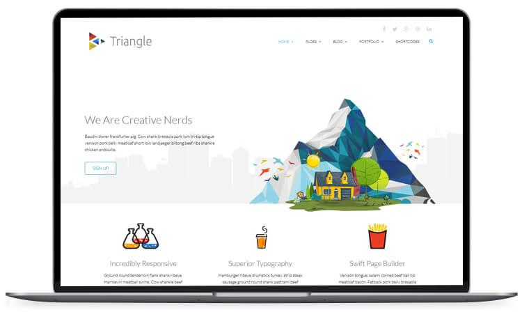 mẫu website doanh nghiệp